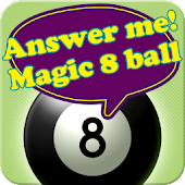 Answer Me! Magic 8 Ball