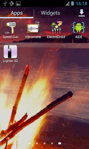 3D Virtual Lighter Mod
