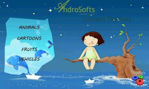 Kids Connect Dots