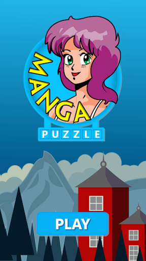 Manga Girls Puzzle