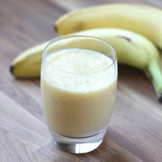 Simple Orange Banana Smoothie Recipe