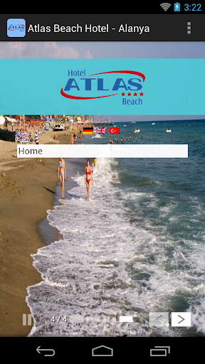 Atlas Beach Hotel - Alanya