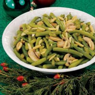 Crunchy Green Beans.