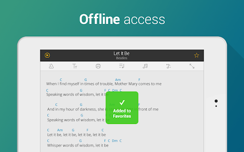 Ultimate Guitar Tabs & Chords 3.3.1