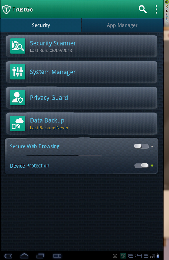 Antivirus & Mobile Security - screenshot