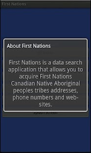 First Nations Canadian Tribes- screenshot thumbnail