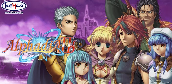 RPG Alphadia2 v1.0.1gA (Unlimited Gold) Apk