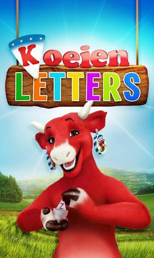Koeien Letters