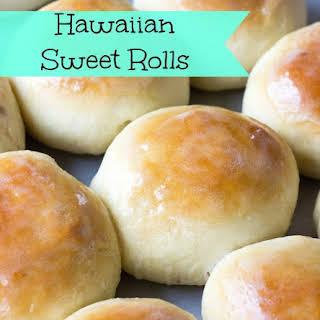 Hawaiian Sweet Rolls.