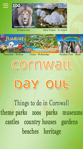 【免費生活App】Cornwall Day Out-APP點子