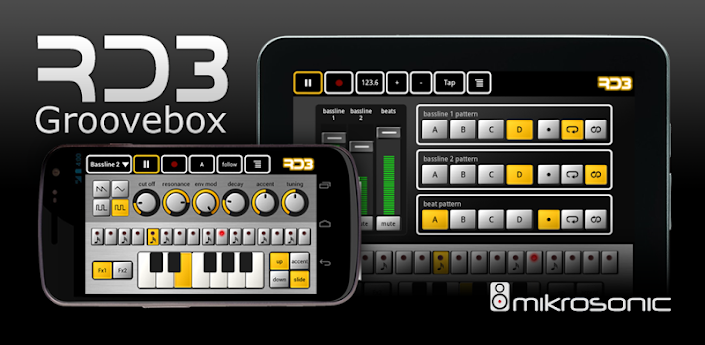 RD3 - Groovebox APK v1.7.0
