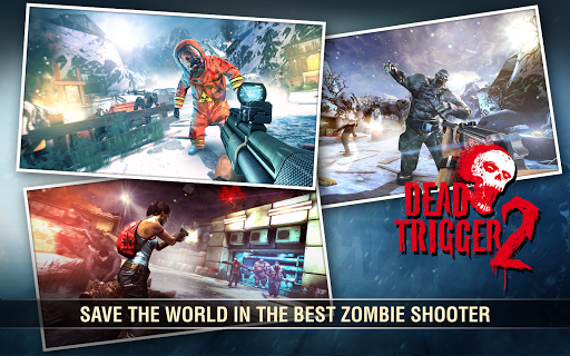 DEAD TRIGGER 2 - Zombie Survival Shooter  gameplay | by HackJr.Pw 10