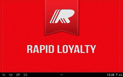 Rapid Loyalty Merchant