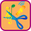 Mp3 Cut & Merge Ringtone Maker icon