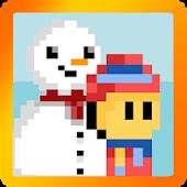 Snowman Defender