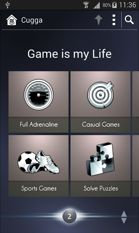 Cugga : Game & App Downloads - screenshot