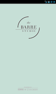 The Barre Studio- screenshot thumbnail