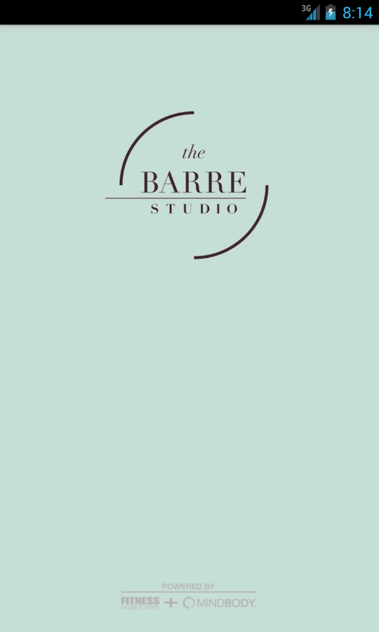 The Barre Studio- screenshot