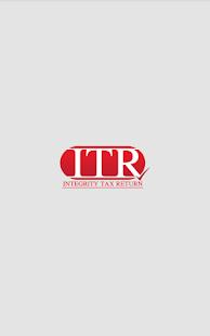 Integrity Tax Return screenshot