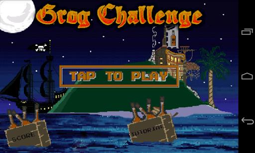 Grog Challenge Tapper