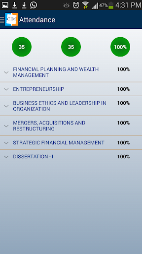 【免費教育App】CIM Lavasa Student App-APP點子