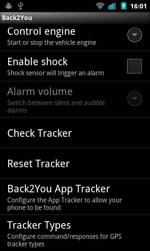 Back2You- screenshot
