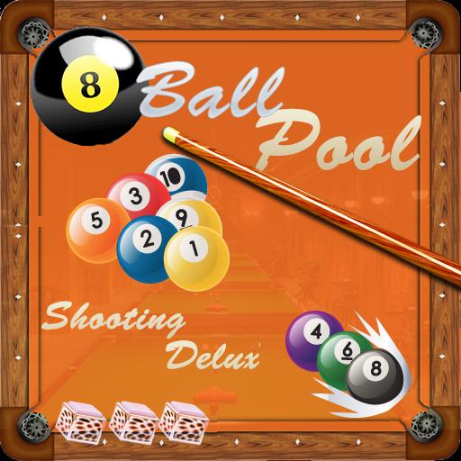 8Ball Pool Deluxe 棋類遊戲 App LOGO-硬是要APP