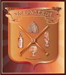 Logo of Skep And Skein Ghost Chili Pumpkin Pie Mead