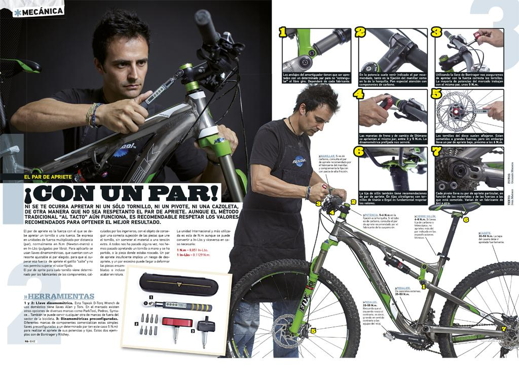 Revista Bike- screenshot