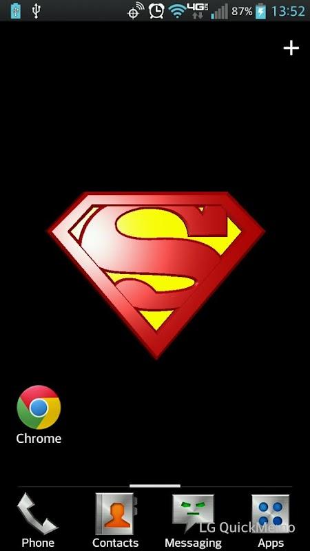 Superman Live Wallpaper APK