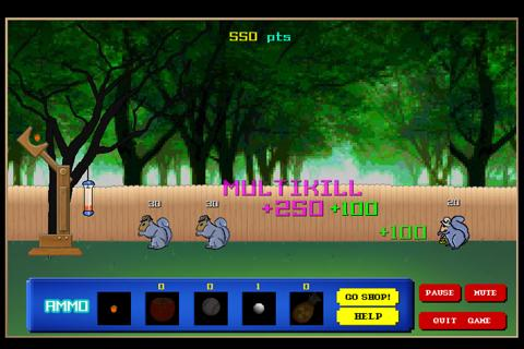 Squirrel Assassins Free - screenshot