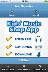 Kids Music App