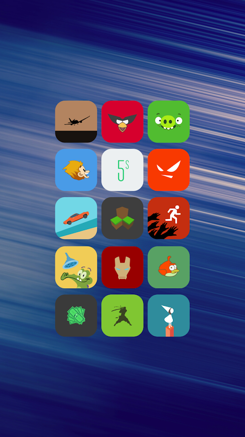 Alos - Icon Pack- screenshot