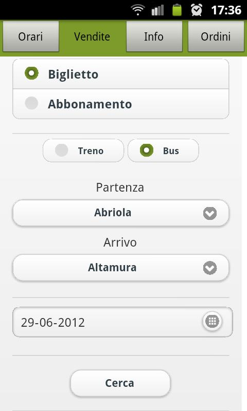 FALApp- screenshot