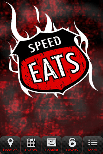 SPEED EATS