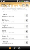 Screenshot of Lingo Quiz