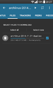 Flud - Torrent Downloader