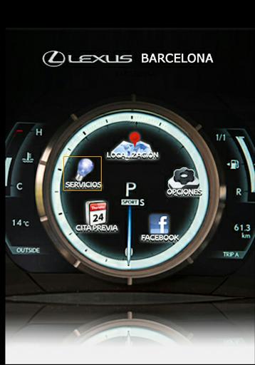 Lexus Barcelona