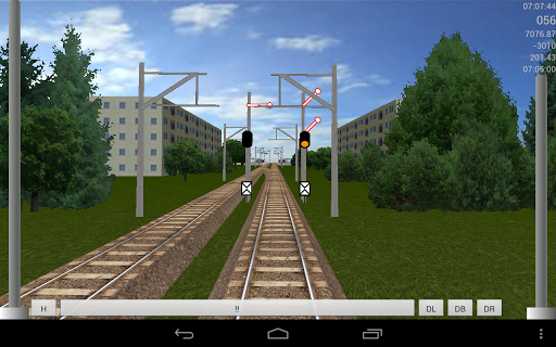 Train Driver - Train Simulator  screenshots 10