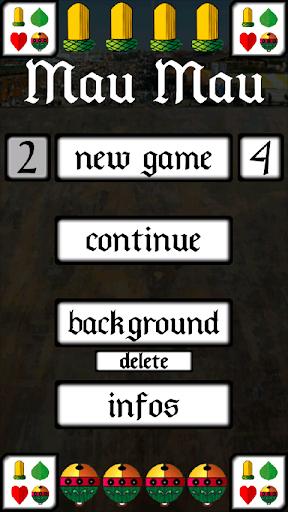Mau Mau - card game Free