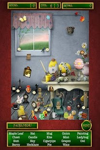 Hidden Objects Easter- screenshot thumbnail