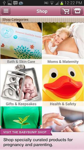 BabyBump Pregnancy Pro Screenshot
