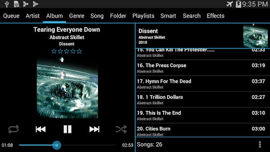 GoneMAD Music Player Unlocker - screenshot thumbnail