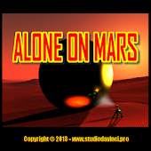 Alone On Mars - (game preview)