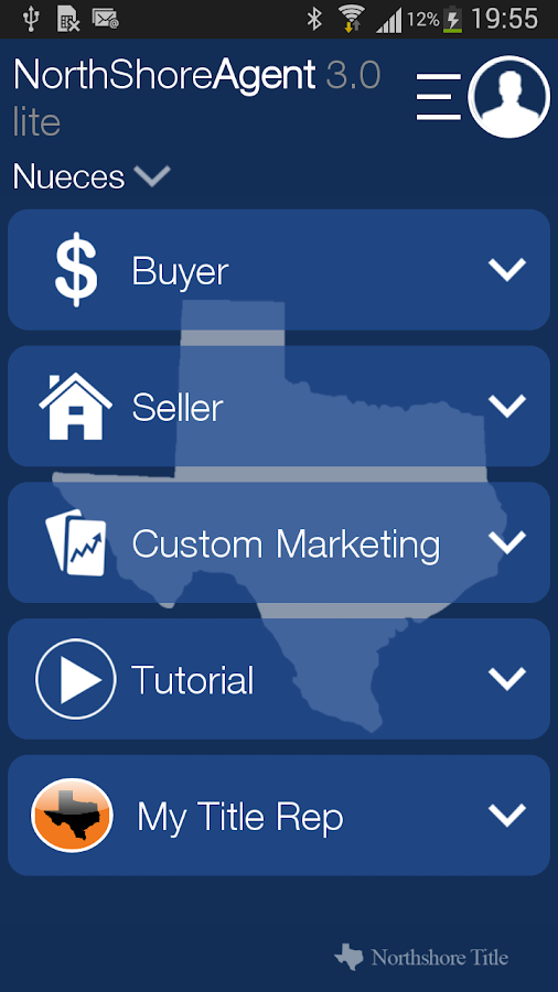 NorthShoreAgent 3.0- screenshot