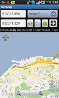 Screenshot of WaHMap (for Hong Kong only)