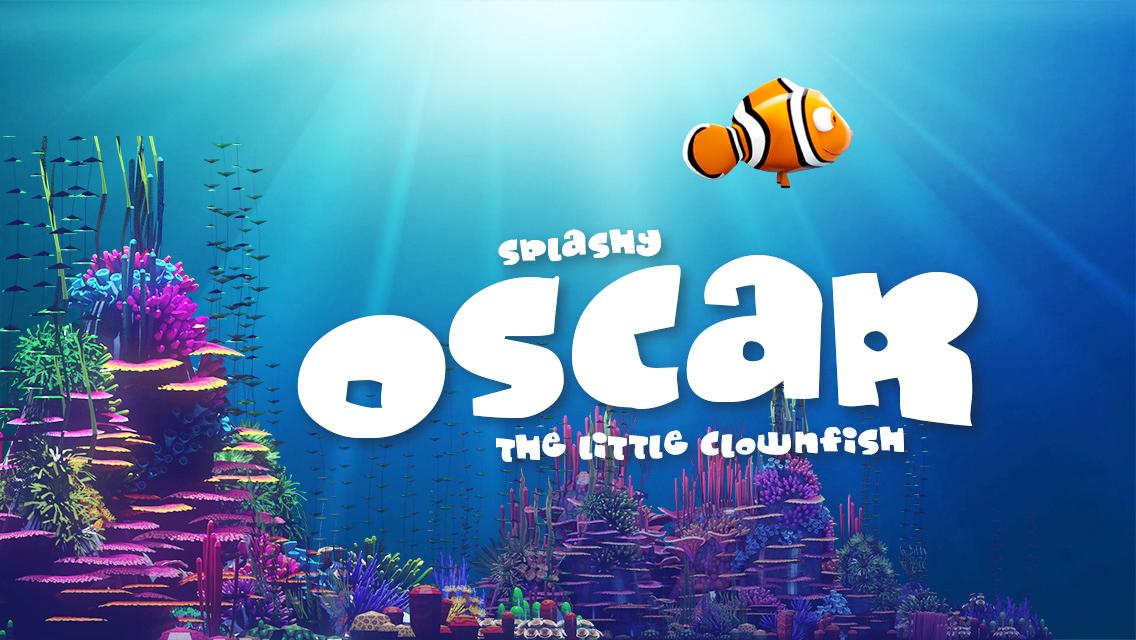 The Adventure of Splashy Oscar - screenshot