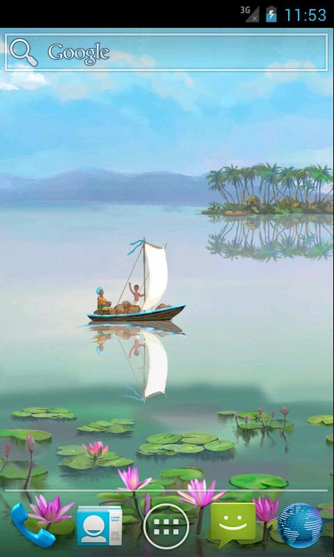 Cheerful Boats- screenshot