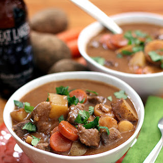 Stout Beer Beef Stew