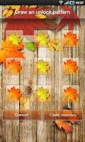 Screenshot of App Guard - Autumn Theme